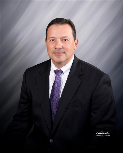 Dr. Mike Gonzales, Superintendent