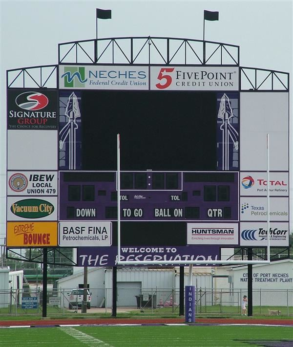 Scoreboard Advertising Available